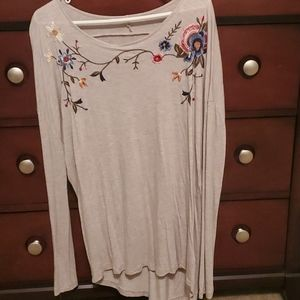 Boutique tunic